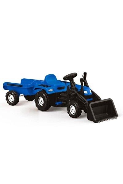Dolu Ranchero Romorklu Kepçeli Traktör