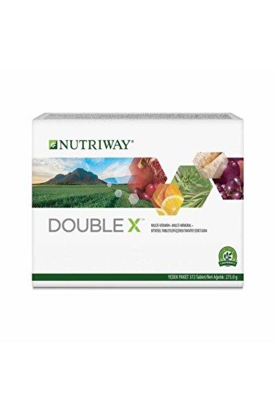 Amway Double X Yedek Paket (62 Günlük Yedek Ürün) Nutrıway™ Birim: 62 Günlük Paket (372 Tablet)