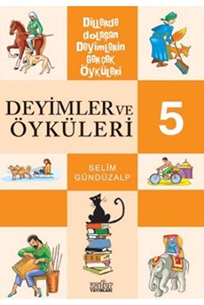 Zafer Yayınları Deyimler Ve Öyküleri-5