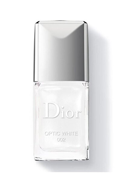 Dior Vernis Nail Lacquer 002 Optic White Oje