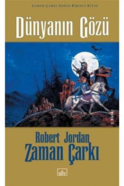İthaki Yayınları Zaman Çarkı Serisi 1.kitap Dünyanın Gözü Ciltli