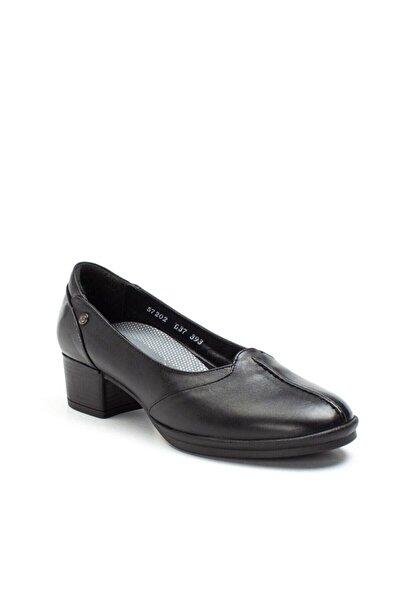Forelli Kadın Siyah Ayakkabı