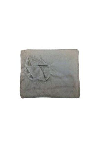 Yakalı Masaj Yatağı Havlusu 100x220 Cm