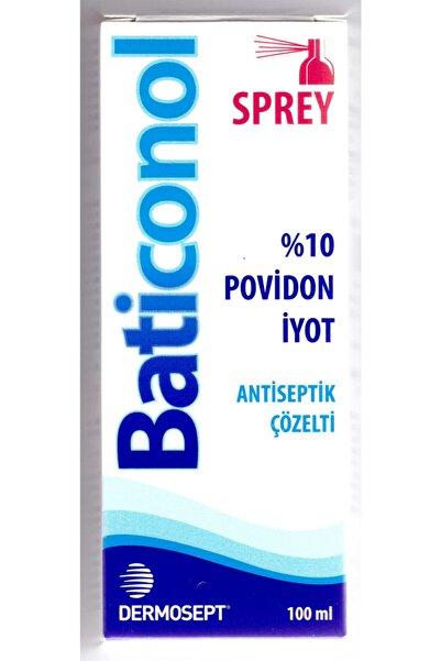 DERMOSEPT Baticonol 100ml Sprey