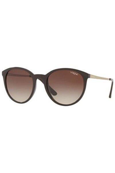 Vogue Kadın Kahverengi Güneş Gözlüğü Vo 5182-sı 257913 54