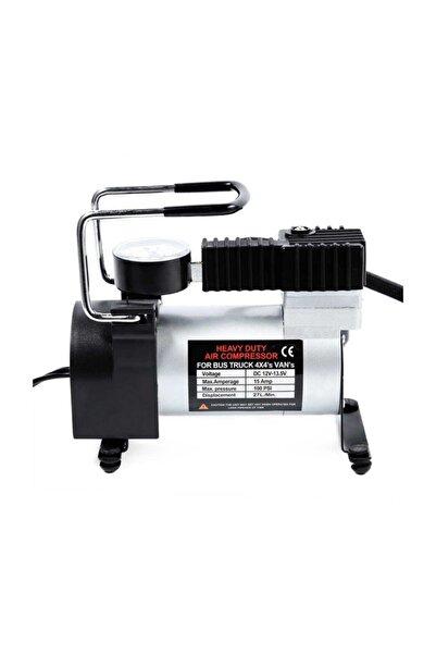 FIRATHOME Frt Araba Oto Araç Lastik Şişirme Pompası 100 Psi Kompresör Ac-580 Kompresör