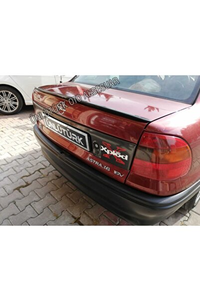 CARPİ Opel Astra F Bagaj Üstü Spoiler Piano Black 1991-1998