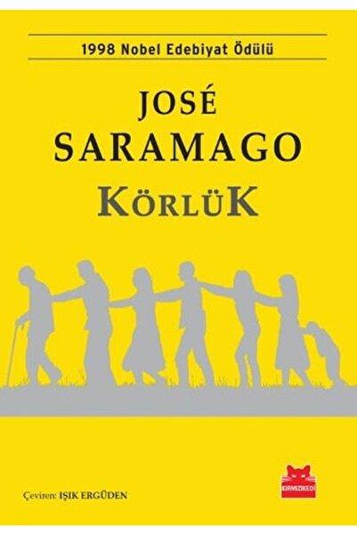 Kırmızı Kedi Yayınevi Körlük - Jose Saramago