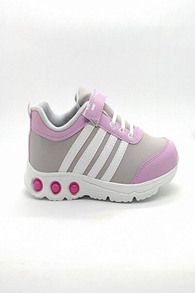 First Class Kız Çocuk Spor Ayakkabı Buz/pembe Yuad1103