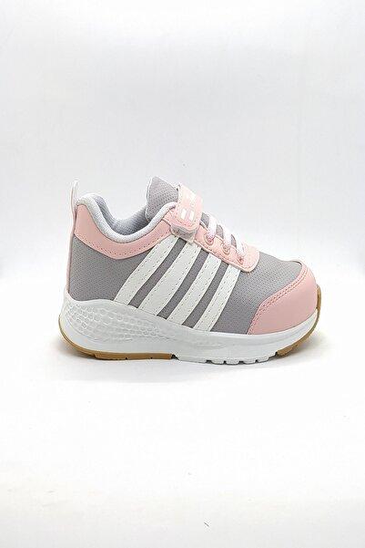 First Class Spor Ayakkabı Kız Çocuk Buz/pembe Yuad1202