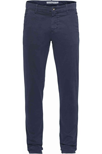 Calvin Klein Erkek Lacivert Hayden Chino Muct Gd Kumaş Pantolon