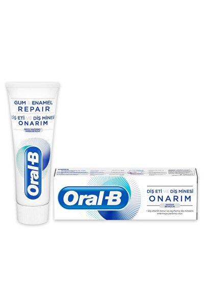 Oral-B Diş Eti ve Diş Minesi Onarım Hassas Beyazlık 75 ml