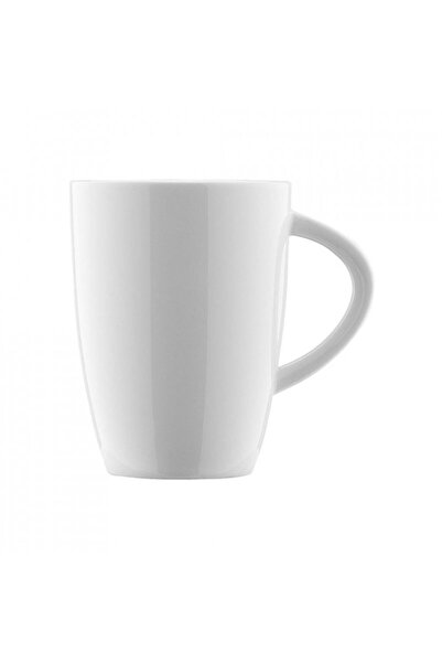 Kütahya Porselen Agora Mug Bardak Dekorsuz 240 Cc