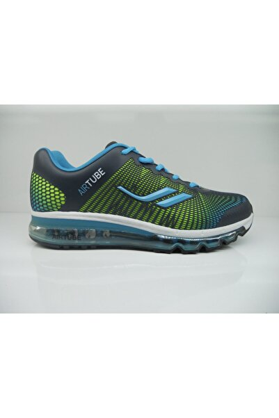 Lescon Erkek Yeşil Sneaker L-4507-570