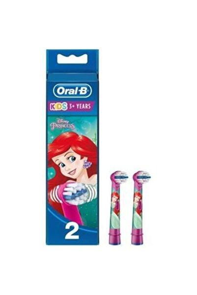Oral-B Çocuk Stages Power Yedek Princess 2'li