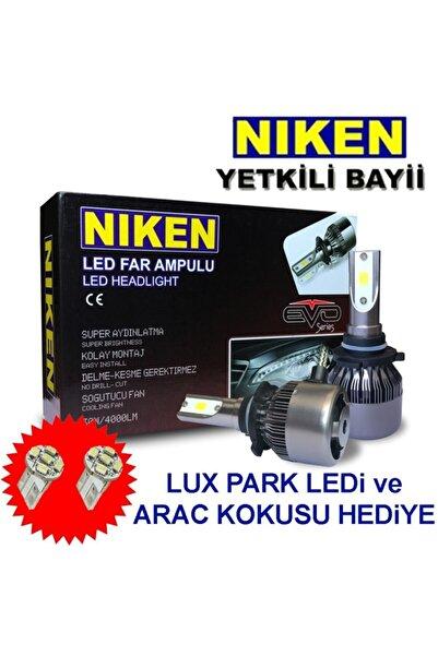 Niken 9005 Hb3 Led Xenon Far Ampulü Yeni Nesil Evo