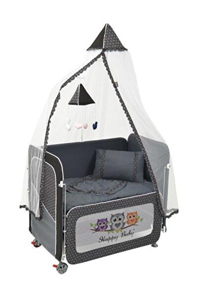 Happy Baby Asansörlü Anne Yanı Beşik