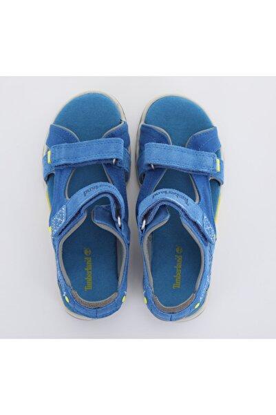 Timberland B0a1p4gj451-r Park Hopper L-f 2 Strap Çocuk Sandalet Mavi