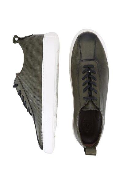 W Collection Erkek Yeşil Sneaker