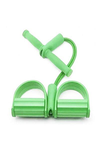 AVESSA Yeşil Ayak C?ekme Egzersiz Lastiği