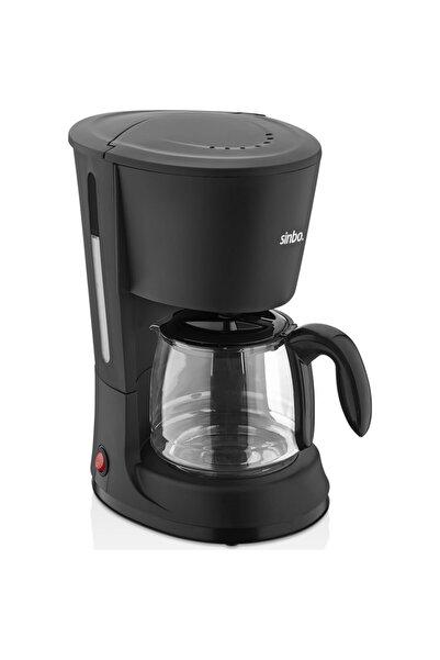 Sinbo Siyah Filtre Kahve Makinesi
