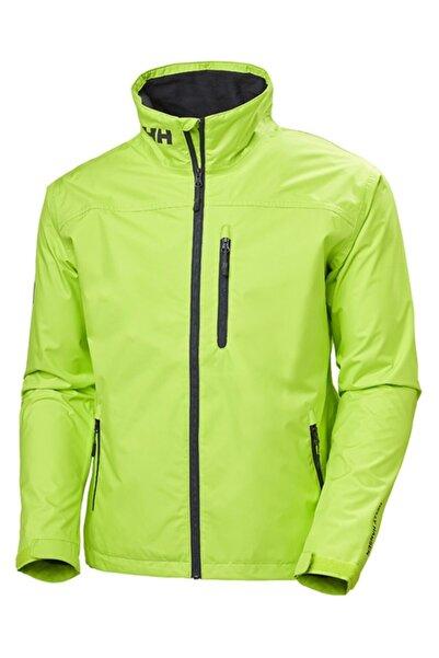 Helly Hansen Erkek Yeşil Fermuarlı Jacket
