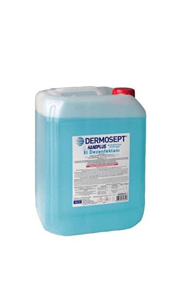 DERMOSEPT Handplus 5000 Ml El Dezenfektanı