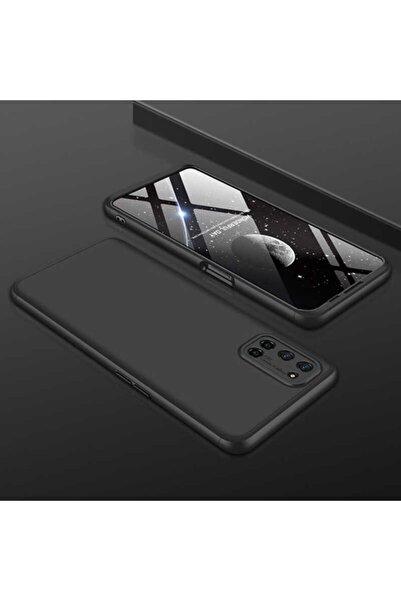 zore Oppo A72 Kılıf 360 Derece Tam Koruma 3 Parça Ays Model