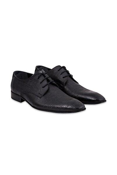 SÜVARİ Erkek Siyah Klasik Ayakkabı