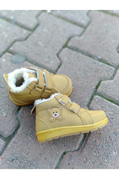 Twingo Unisex Çocuk Sarı Bot