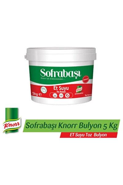 Knorr Sofrabaşı Et Bulyon 5 Kg