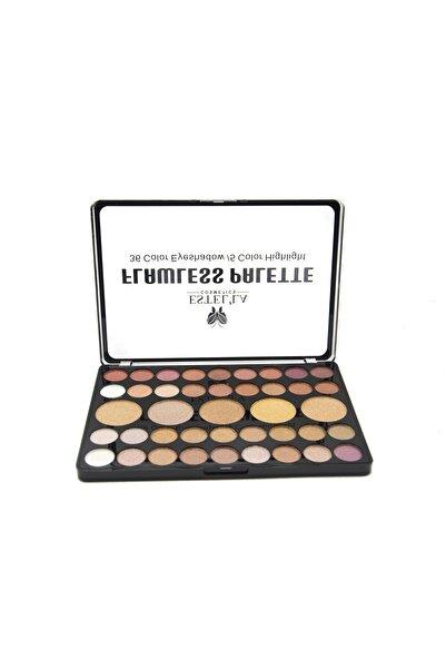 Estella Kahve Flawless 36+5 Far Paleti