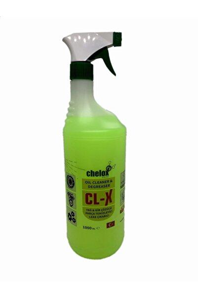 Chemlock Cl-x Yağ - Kir Çözücü Parça Temizleyici Leke Çıkarıcı 1000 ml