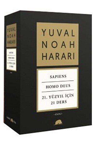 Kolektif Kitap Yuval Noah Harari Seti 3 Kitap Takım