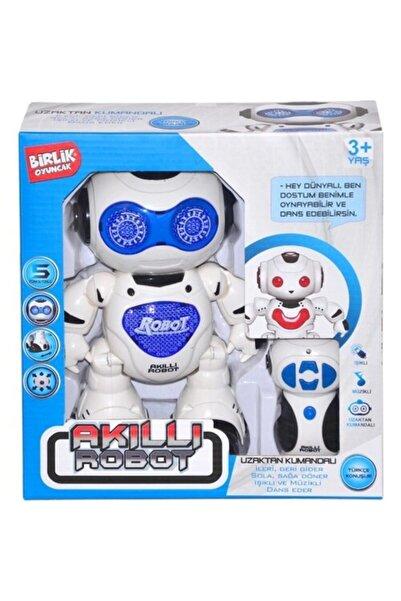 BİRLİK TOYS Birlik Oyuncak Uzaktan Kumandalı Işıklı Müzikli Dans Eden Akıllı Robot