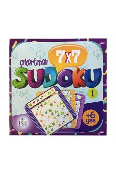 Pötikare Yayıncılık 7x7 Sudoku 1 6+ Yaş