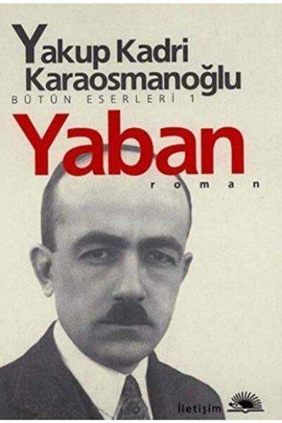 İletişim Yayınları Yaban -Yakup Kadri Kasapoğlu
