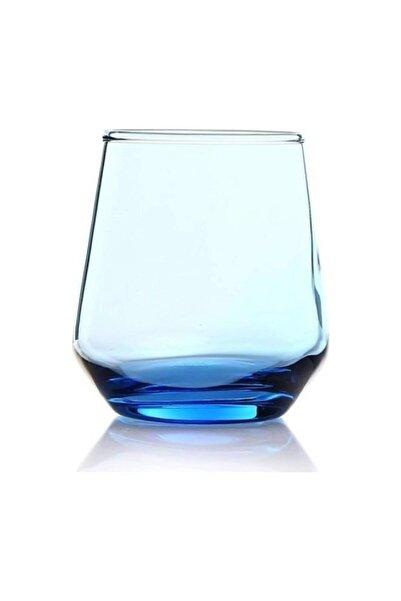Paşabahçe Mavi Allegra Su Bardağı 425 cc 3'lü 41536