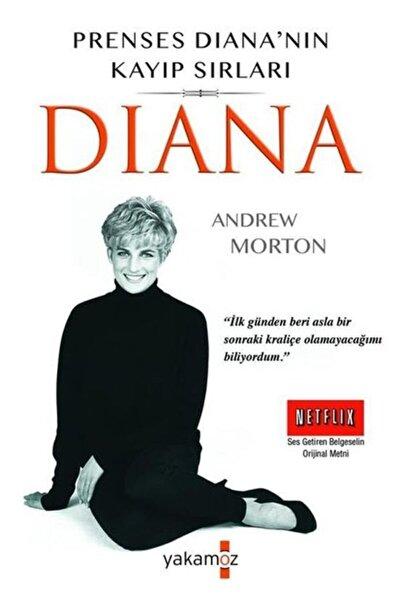 Yakamoz Yayınları Prenses Diana'nın Kayıp Sırları Diana