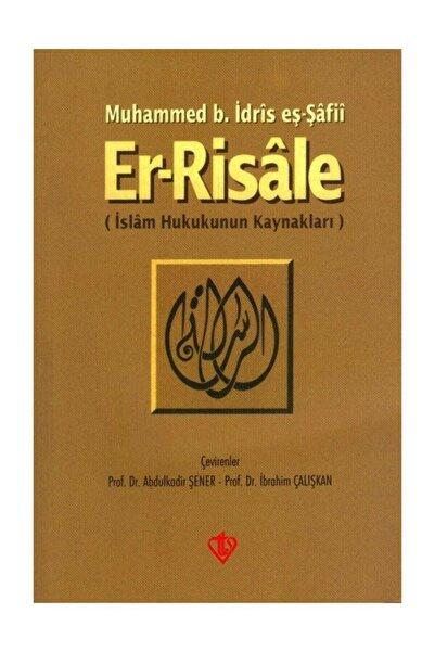 Türkiye Diyanet Vakfı Yayınları Er-risale (islam Hukukunun Kaynakları)