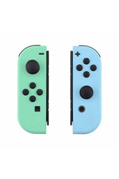 Nintendo Switch Joycon Animal Crossing Edition L R Sol Ve Sağ Joy-con