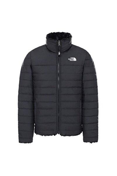 THE NORTH FACE Erkek Çocuk Siyah G Reversıble Msbd Swrl Jacket  Spor Ceket