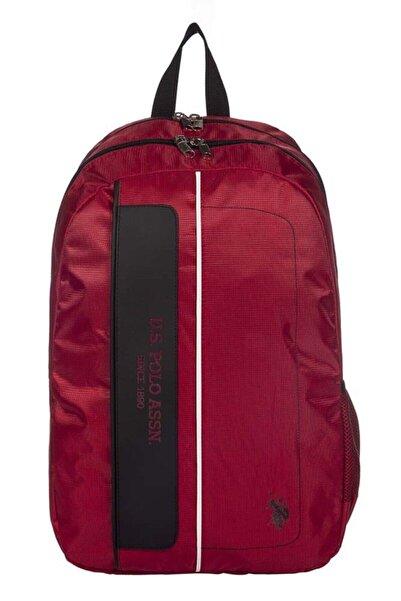 U.S. Polo Assn. Kırmızı Sırt Çantası Plçan20035