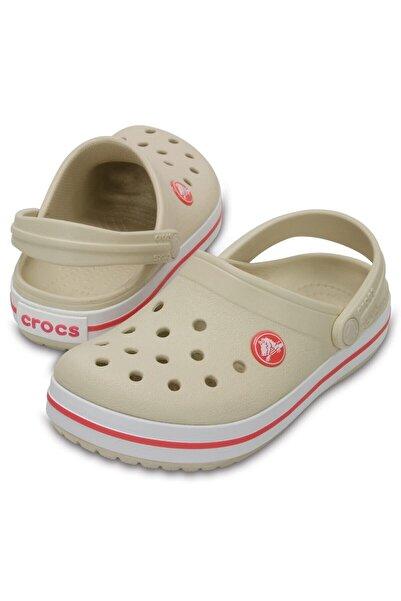 Crocs Kids Unisex Çocuk Krem  Terlik