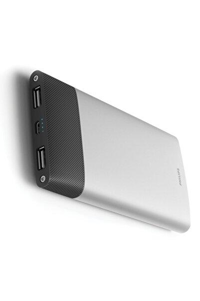 Philips Siyah  Q3 Sertifikalı Hızlı Şarj Özellikli Usb Powerbank  DLP10006Q 10000 Mah