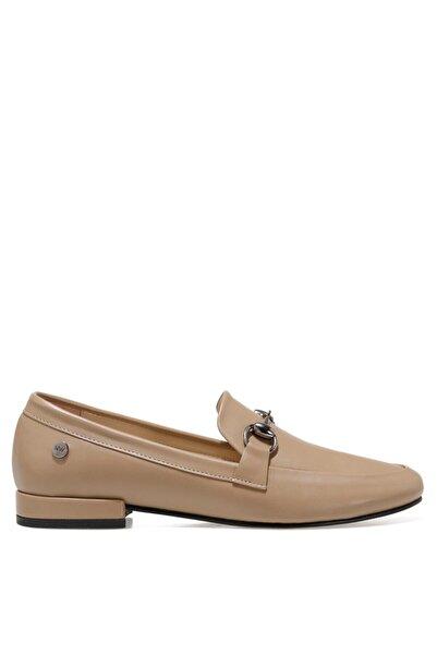 Nine West Suela2 Vizon Kadın Loafer Ayakkabı