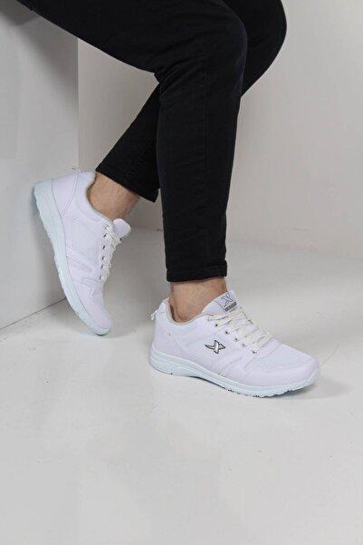 Oksit Erkek Beyaz Step 020 Aır Spor Ayakkabı