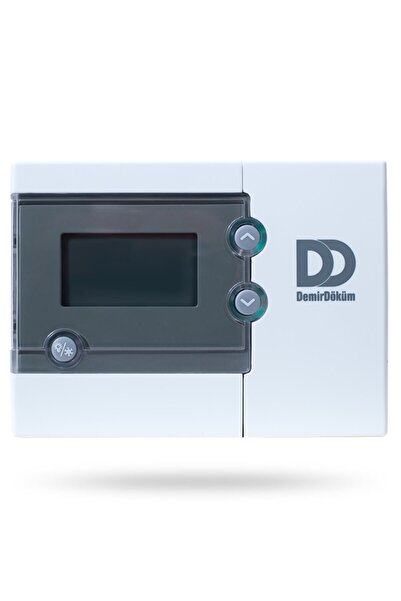 Demirdöküm Exacontrol 7 Digital Programlanabilir Kablolu Oda Termostatı