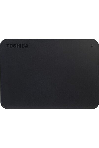Toshiba Canvio Basic 1 Tb Hdtb410ek3aa 2.5 Inç Usb 3.0 Taşınabilir Disk