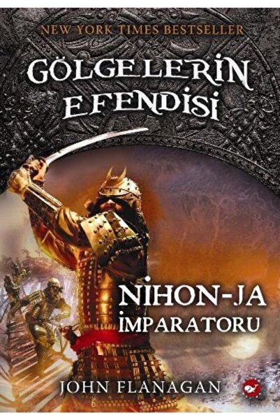Beyaz Balina Yayınları Gölgelerin Efendisi 10 Nihon Ja Imparatoru
